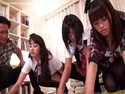Uczennice z Japonii