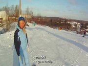Ruchanie na śniegu