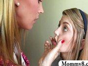 Rucha osiemnaste i jej mamę