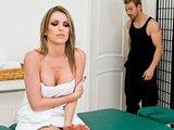 Seks z masażystą