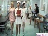 Nurse seduces her patient